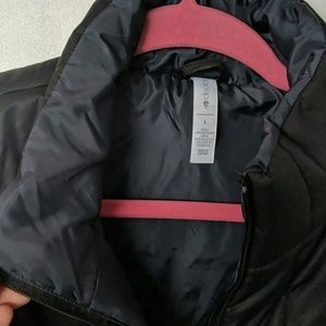 Ideology Jackets & Coats - Womens Ideology Active Vest Size Large